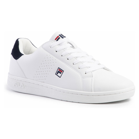 Sneakersy FILA - Crosscourt 2 F Low 1010276.98F White/Dress Blue