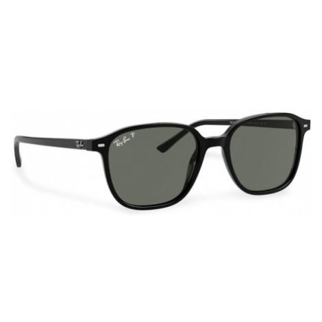 Ray-Ban Okulary przeciwsłoneczne Leonard 0RB2193 901/58 Czarny