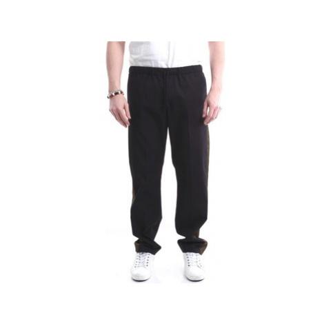 Spodnie z lejącego materiału Dries Van Noten 201209279293