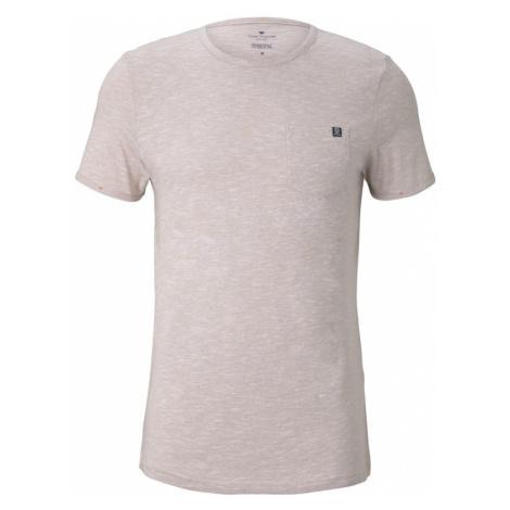 TOM TAILOR Koszulka jasny beż