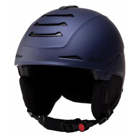 Uvex Kask narciarski Legend S5662465005 Granatowy