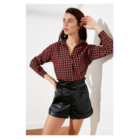 Trendyol Tiled Shirt