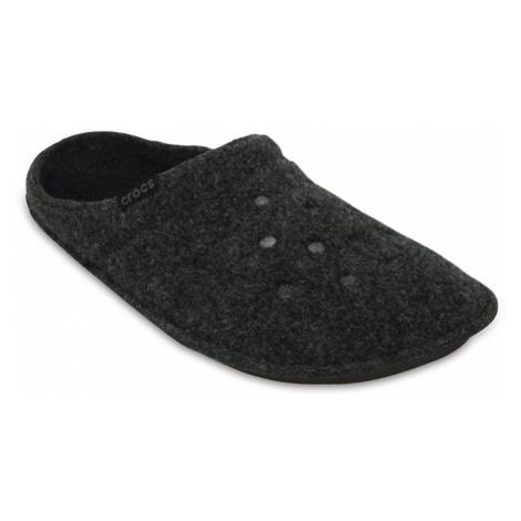 Buty Kapcie Crocs Classic Slipper 203600 BLACK