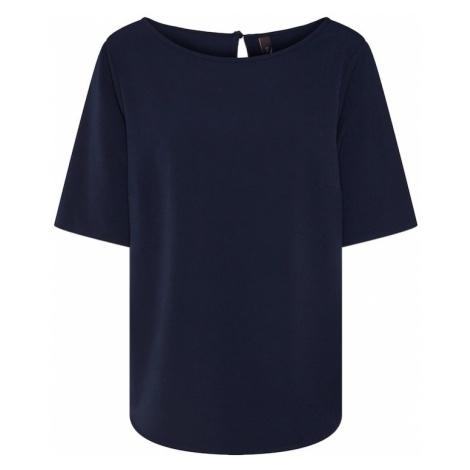 Y.A.S Koszulka 'Clady' ciemny niebieski