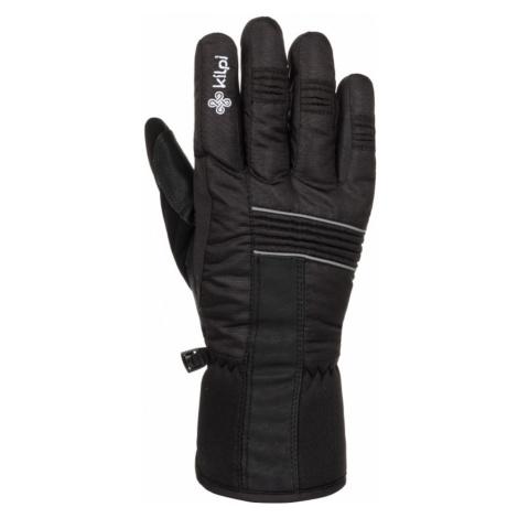Grant's Unisex Ski Gloves Black - Kilpi