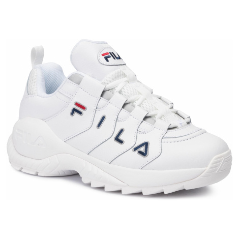 Sneakersy FILA - Countdown Low 1010709.1FG White