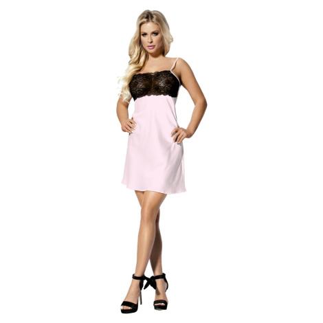 Koszulka erotyczna Diana pink DKaren