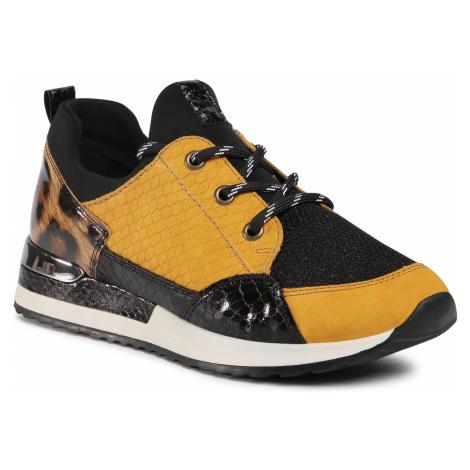 Sneakersy REMONTE - R2503-68 Gelb Kombi
