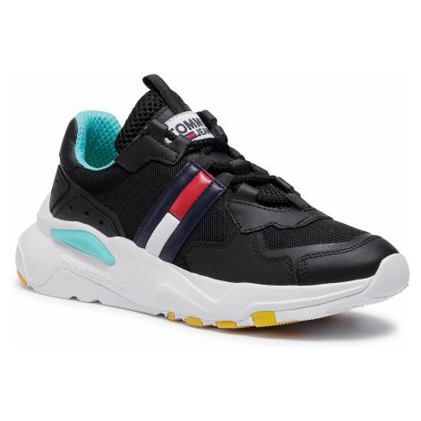 Sneakersy TOMMY JEANS - Wmn Tommy Jeans Cool Runner EN0EN00984 BDS Tommy Hilfiger