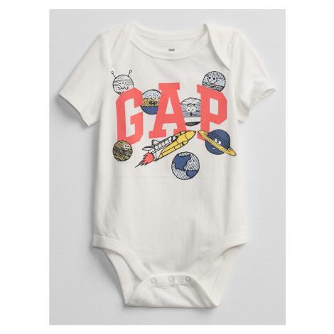 GAP Baby body Logo v-b bf bs