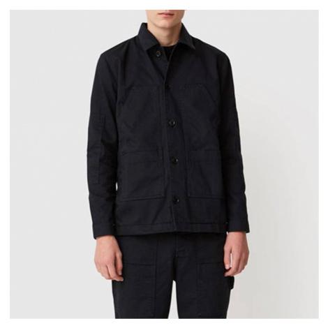Koszula męska Wood Wood Fabian Shirt 12035303-5227 BLACK