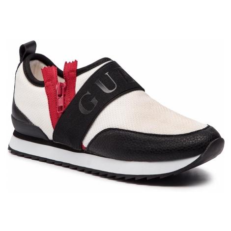 Sneakersy GUESS - Cody FJ6COD FAB12 100H WHITE/BLACK