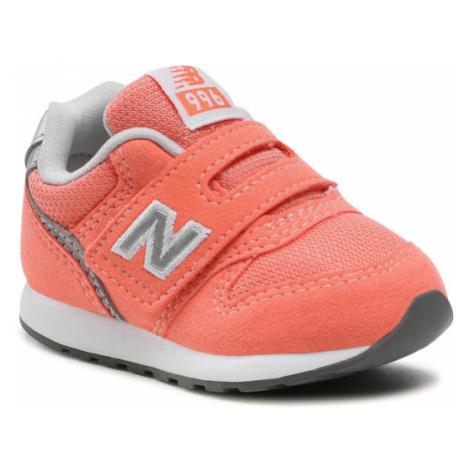 New Balance Sneakersy IZ996CCP Pomarańczowy