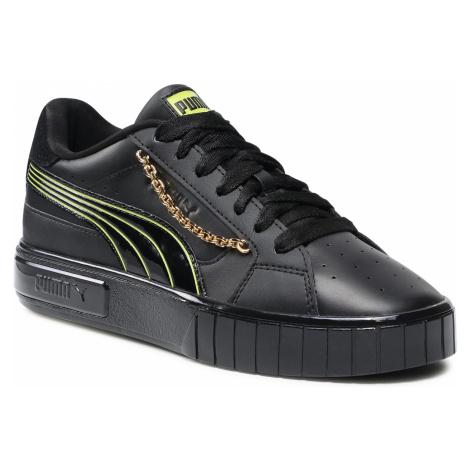 Sneakersy PUMA - Cali Star DD 380654 01 Puma Black/Nrgy Yellow