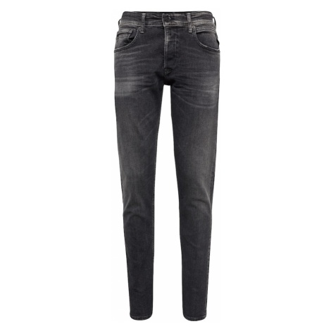 REPLAY Jeansy 'Grover' szary denim