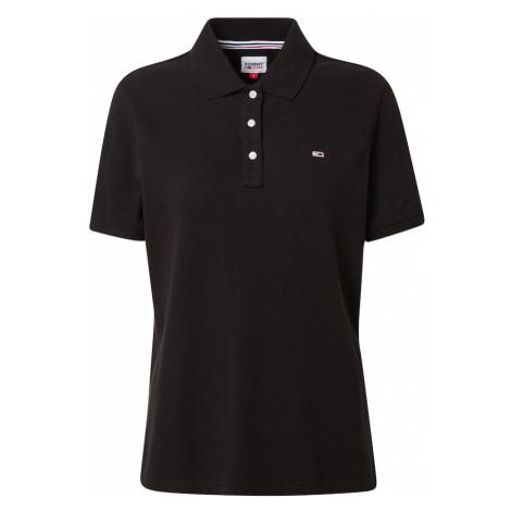 Tommy Jeans Koszulka czarny Tommy Hilfiger