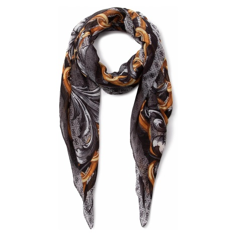 Chusta GUESS - Not Coordinated Scarves AW8142 POL03 BLA