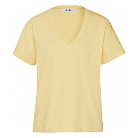 EDITED Koszulka 'Terra' żółty