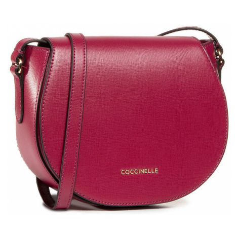Coccinelle Torebka GN6 Sortie Textured E1 GN6 15 01 01 Fioletowy