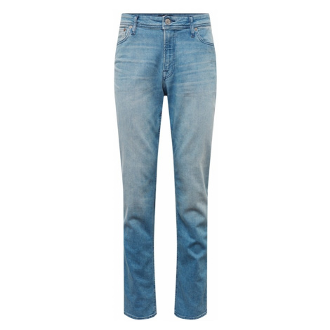 JACK & JONES Jeansy 'CLARK JJORIGINAL JOS 313 STS' niebieski denim