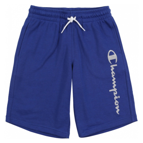 Champion Authentic Athletic Apparel Spodnie 'BERMUDA' niebieski