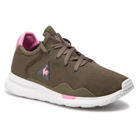 Sneakersy LE COQ SPORTIF - Solas 1910513 Olive Night/Pink Carnation