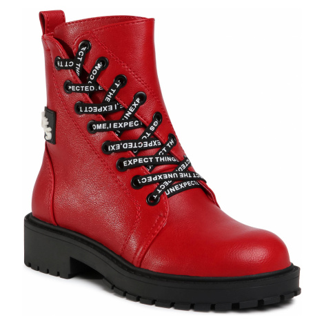 Trapery BETSY - 908360/03-02G Red