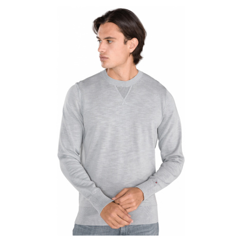 Tommy Hilfiger Sweter Szary