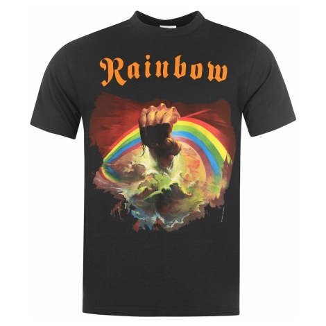 Official Rainbow T Shirt Mens