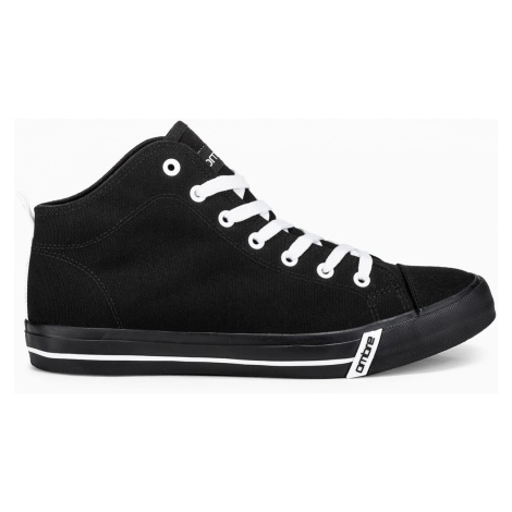 Ombre Clothing Men's high-top trainers T304