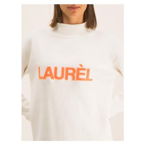 Laurèl Bluza 22044 Biały Regular Fit Laurel