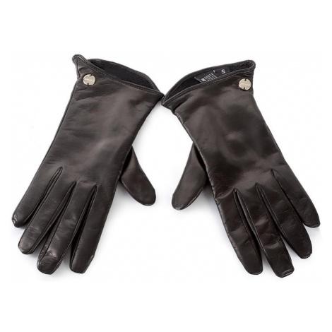 Rękawiczki Damskie COCCINELLE - AY2 Guanti E7 AY2 41 18 01 Noir 001