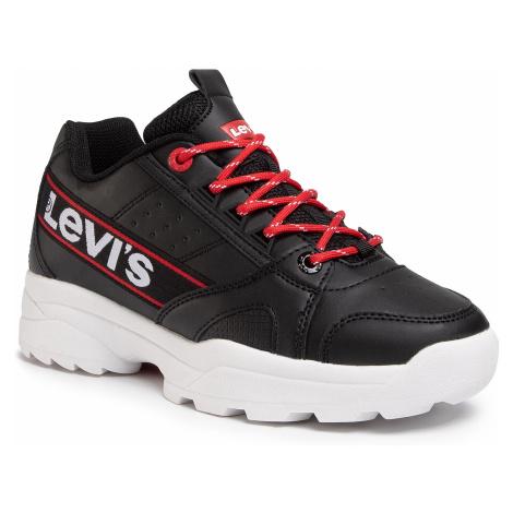 Sneakersy LEVI'S - VSOH0023S Black White 0008 Levi´s