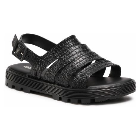 Sandały MELISSA - Croco Platform Ad 32954 Black 01003