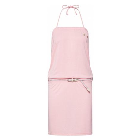 Ragwear Letnia sukienka 'Chicka' różowy pudrowy