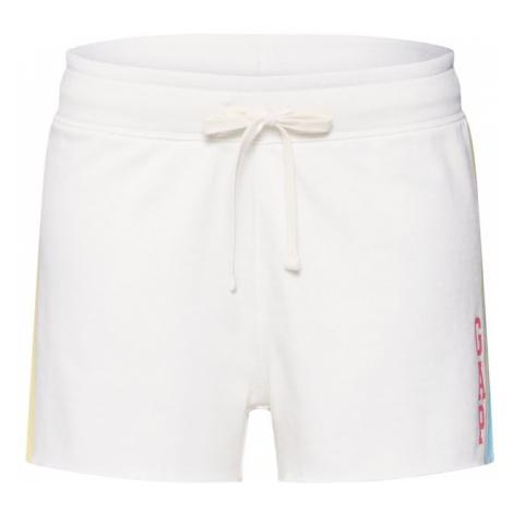 GAP Spodnie 'V-GAP STRIPE SHORTS' biały