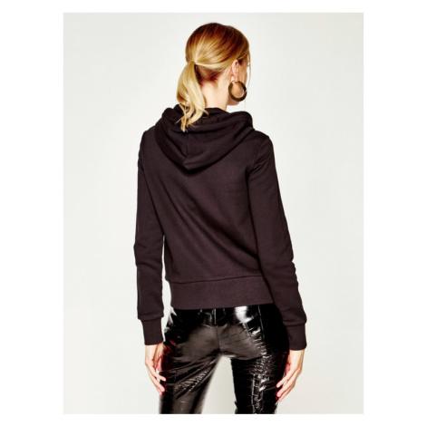 Versace Jeans Couture Bluza B6HVB71T Czarny Regular Fit