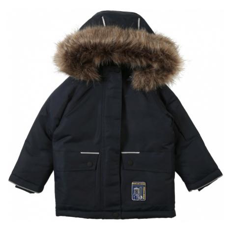 NAME IT Płaszcz ciemny niebieski