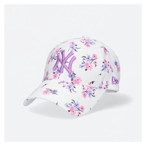 Czapka damska New Era Floral 9Forty New York Yankees 60112730