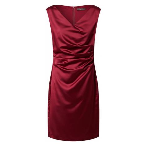 Vera Mont Sukienka koktajlowa rubinowo-czerwony