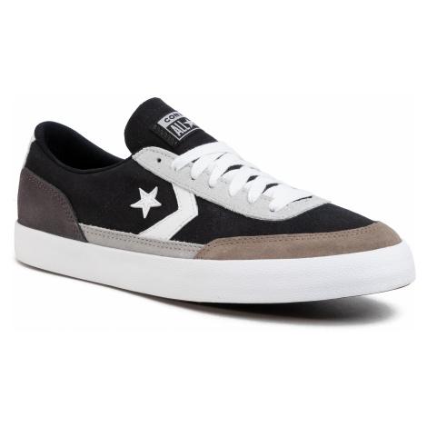Tenisówki CONVERSE - Net Star Classic Ox 166860C Black/White/Dolphin
