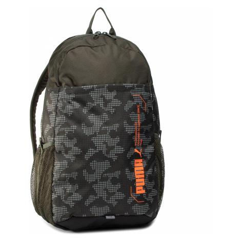Plecak PUMA - Style Backpack 076703 07 Forest Night/Camo Aop