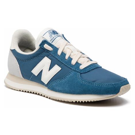 Sneakersy NEW BALANCE - U220GA Granatowy
