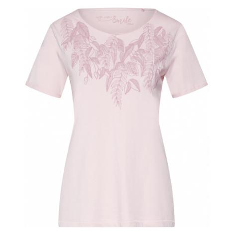 S.Oliver Koszulka różowy / różowy pudrowy