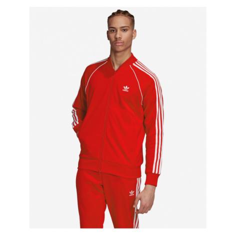 adidas Originals Adicolor Classics Primeblue SST Bluza Czerwony