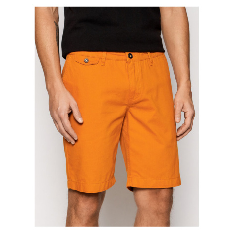Helly Hansen Szorty materiałowe Bermuda 33940 Pomarańczowy Regular Fit
