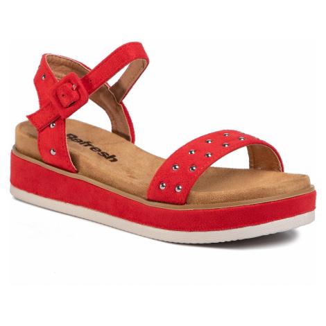 Sandały REFRESH - 69510 Antelina Rojo