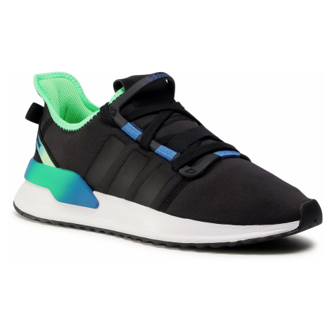 Buty adidas - U_Path Run FV9248 Cblack/Cblack/Sholim