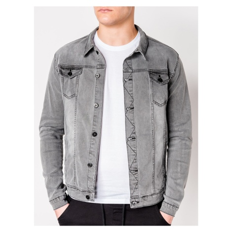 Inny MEN'S MID-SEASON JEANS JACKET C345