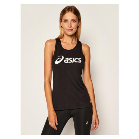 Asics Koszulka techniczna Silver 2012A468 Czarny Regular Fit
